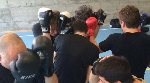 Combative Boxing: Handlungskompetenz in chaotischen Hochstress-Situationen