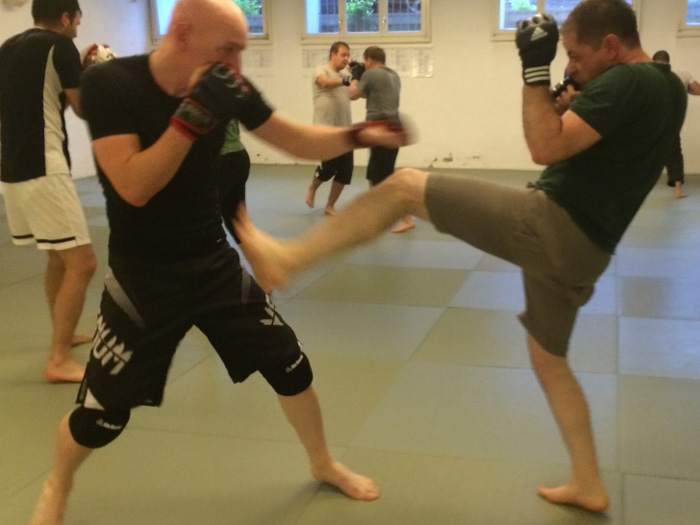 MMA Zürich Selbstverteidigung