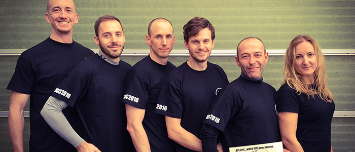 Vier neue Combatives Trainer bei Functional Fighting