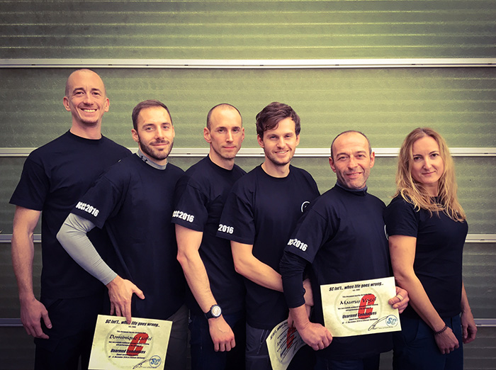 Combatives Trainer in Zürich
